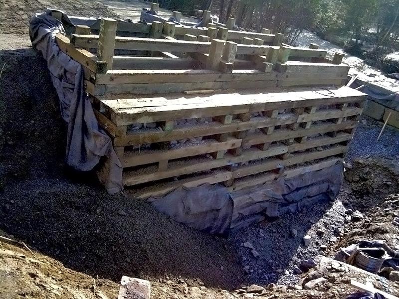 Construction Yann Thibodeau - Service de génie civil