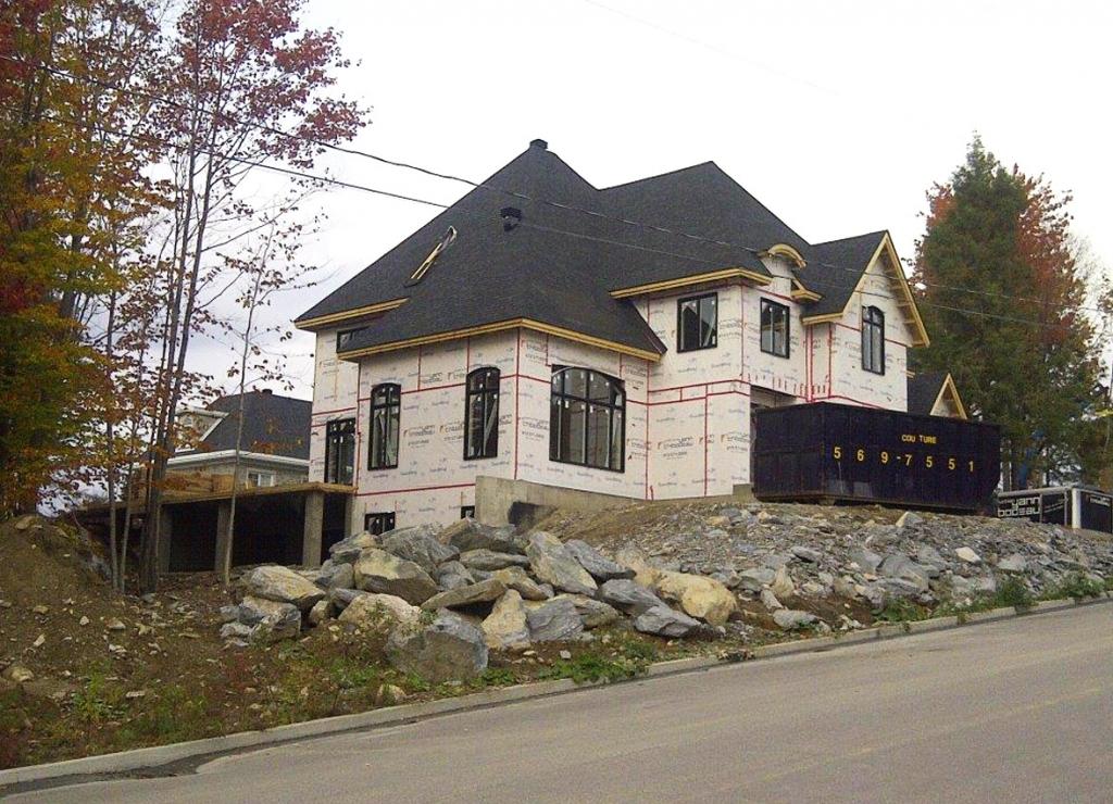 Construction Sherbrooke Est Fleurimont